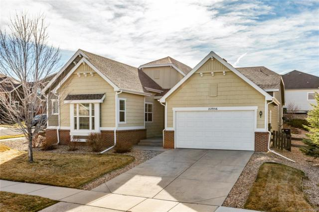 22956 Cleveland Drive, Parker, CO 80138 (#7088423) :: The Healey Group