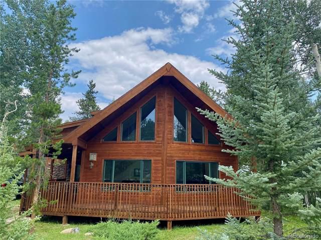 741 County Road 4980, Grand Lake, CO 80447 (#7088584) :: Venterra Real Estate LLC