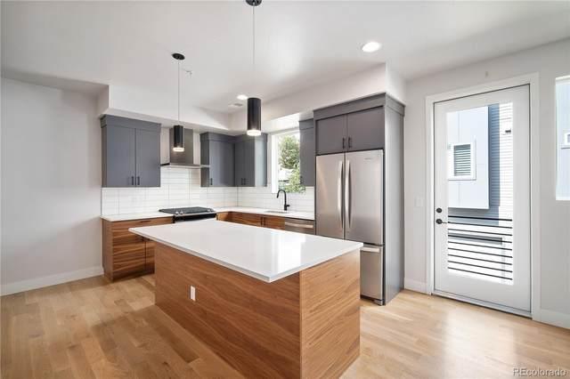 2919 W 23rd Avenue #3, Denver, CO 80211 (MLS #7088625) :: Find Colorado