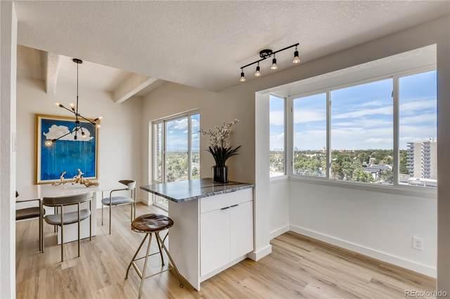 1888 S Jackson Street #1001, Denver, CO 80210 (#7088722) :: Wisdom Real Estate