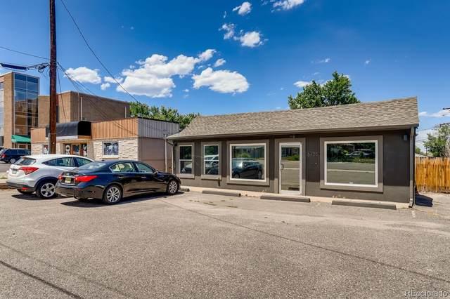 6405-6409 W 44th Avenue, Wheat Ridge, CO 80033 (#7088978) :: Wisdom Real Estate