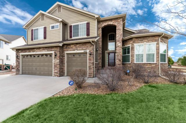 5881 Lasso Place, Parker, CO 80134 (#7089481) :: Compass Colorado Realty