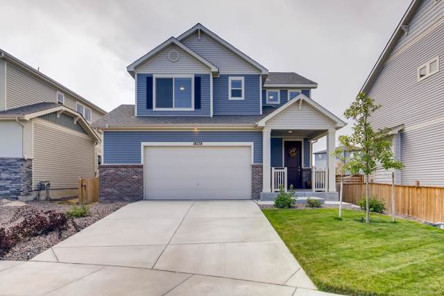 18038 E 108th Place, Commerce City, CO 80022 (MLS #7089569) :: Bliss Realty Group