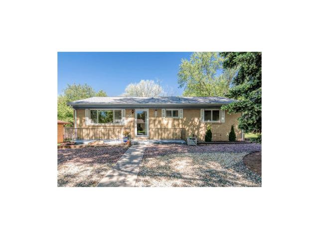 2120 Downing Drive, Colorado Springs, CO 80909 (MLS #7089735) :: 8z Real Estate