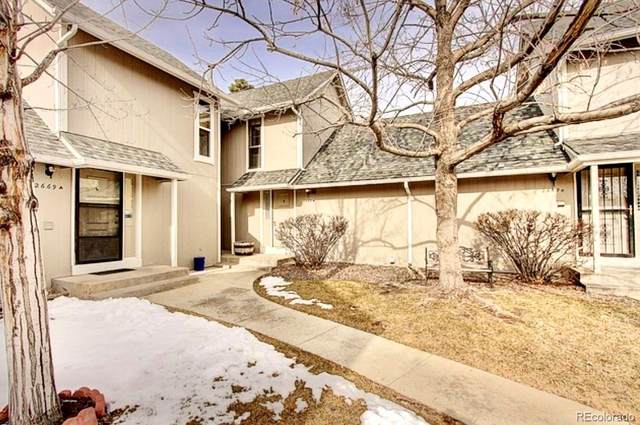 2669 S Xanadu Way B, Aurora, CO 80014 (#7089862) :: Compass Colorado Realty