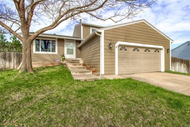 5129 S Waco Court, Centennial, CO 80015 (#7089898) :: House Hunters Colorado