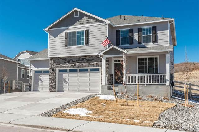 6031 Plains End Court, Castle Rock, CO 80104 (#7090098) :: Hudson Stonegate Team