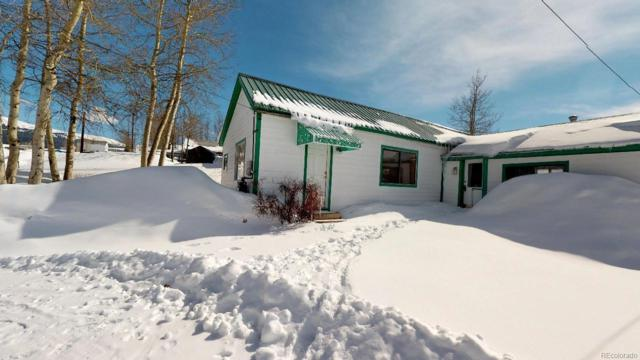 421 E 3rd Street, Leadville, CO 80461 (#7090264) :: Wisdom Real Estate