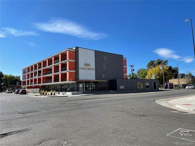 1495 Vrain Street #401, Denver, CO 80204 (MLS #7090527) :: Bliss Realty Group