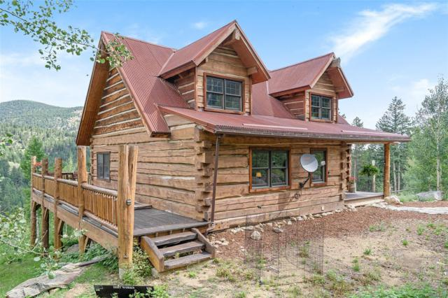 33359 Retrievers Trail, Golden, CO 80403 (MLS #7090970) :: Bliss Realty Group