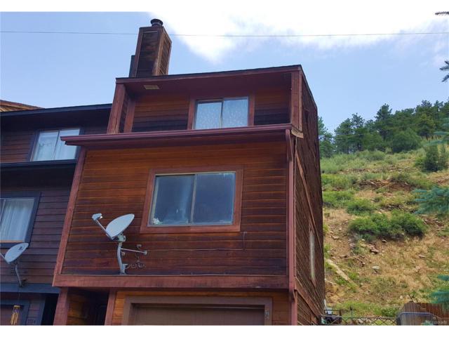3316 Riverside Drive, Idaho Springs, CO 80452 (MLS #7091145) :: 8z Real Estate