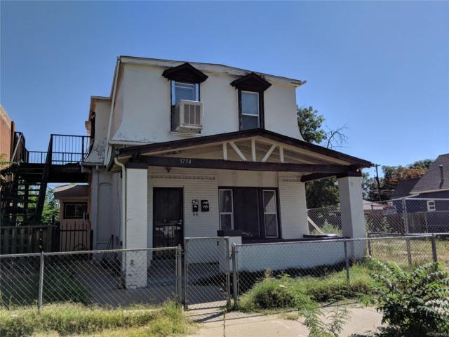 3754 N Gilpin Street, Denver, CO 80205 (#7091262) :: Wisdom Real Estate