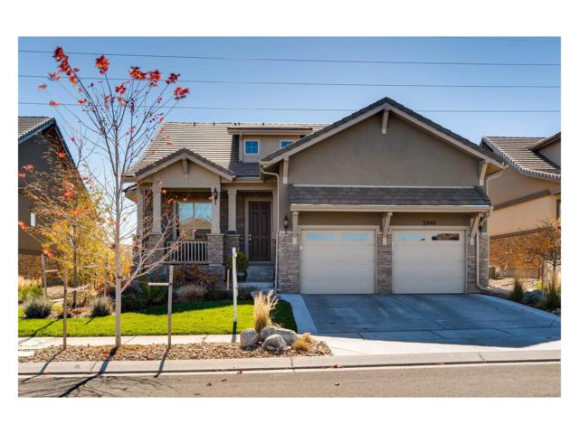 3940 Wild Horse Drive, Broomfield, CO 80023 (MLS #7091349) :: 8z Real Estate