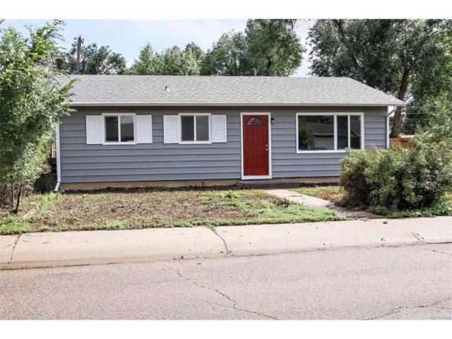 1309 Pando Avenue, Colorado Springs, CO 80905 (MLS #7091391) :: 8z Real Estate