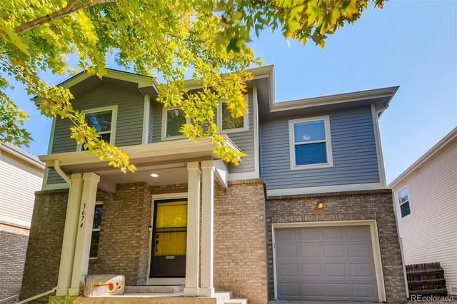 3674 Dexter Street, Denver, CO 80207 (#7091743) :: My Home Team