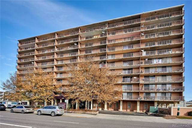 2225 Buchtel Boulevard #307, Denver, CO 80210 (#7091841) :: The DeGrood Team