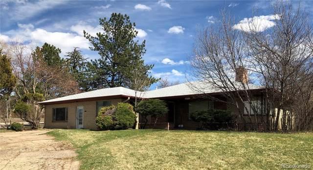 8790 W 38th Avenue, Wheat Ridge, CO 80033 (#7091923) :: The Peak Properties Group