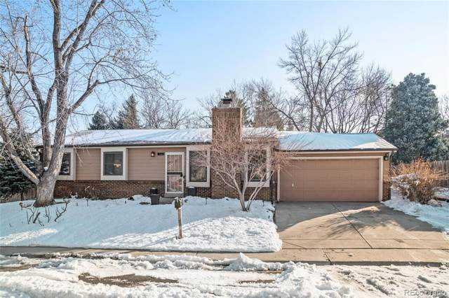 5660 S Parfet Street, Littleton, CO 80127 (#7092192) :: The Dixon Group