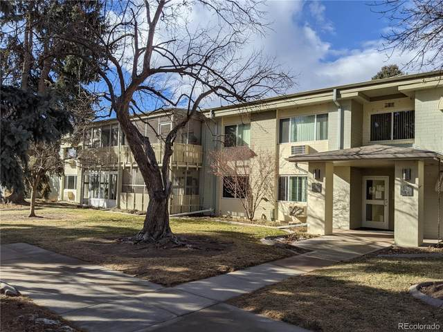 665 S Clinton Street 15A, Denver, CO 80247 (MLS #7092742) :: 8z Real Estate