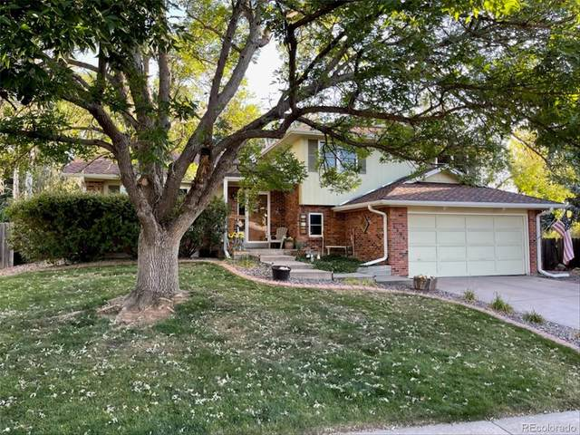 8071 S Cook Way, Centennial, CO 80122 (#7093052) :: Own-Sweethome Team