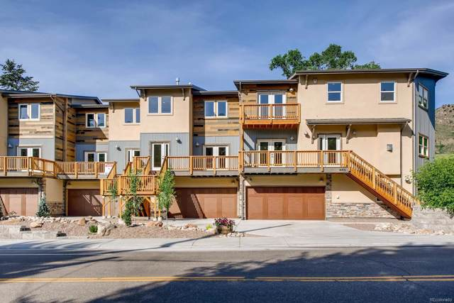 416 N Ford Street, Golden, CO 80403 (MLS #7093060) :: Bliss Realty Group
