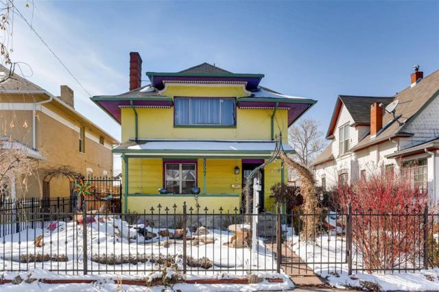 3327 N Gilpin Street, Denver, CO 80205 (#7093145) :: Bring Home Denver