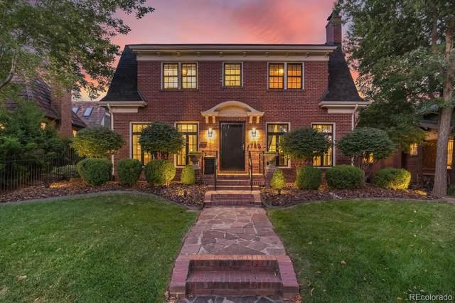 780 Columbine Street, Denver, CO 80206 (#7093242) :: Wisdom Real Estate