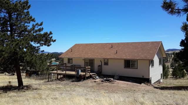 21 Peak Drive, Guffey, CO 80820 (MLS #7093306) :: 8z Real Estate