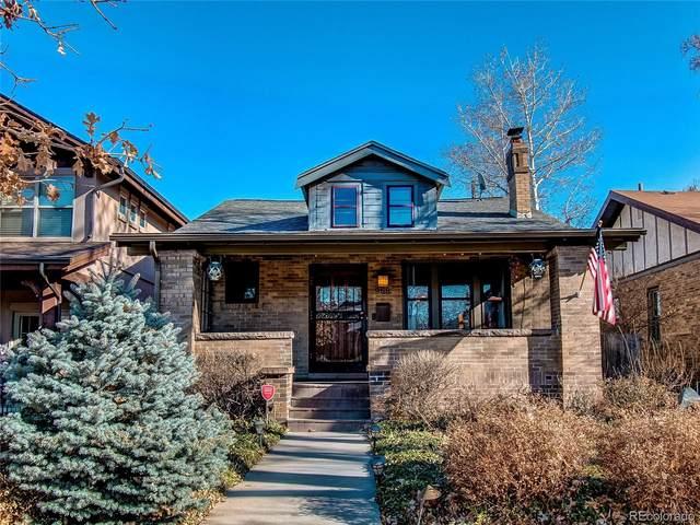 968 Madison Street, Denver, CO 80206 (MLS #7093503) :: The Sam Biller Home Team