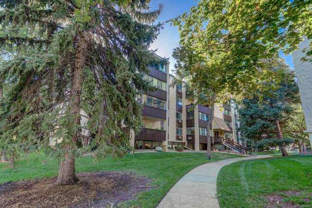 6940 E Girard Avenue #405, Denver, CO 80224 (#7093623) :: The DeGrood Team
