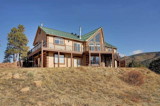 1785 Tibby Trail, Westcliffe, CO 81252 (#7094172) :: The DeGrood Team