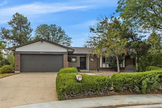 8213 Saulsbury Circle, Arvada, CO 80003 (#7094353) :: Berkshire Hathaway HomeServices Innovative Real Estate