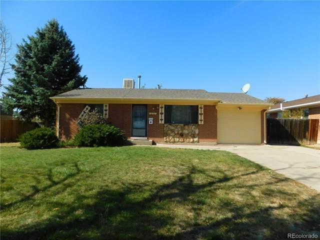 451 S Moline Street, Aurora, CO 80012 (#7094359) :: Peak Properties Group