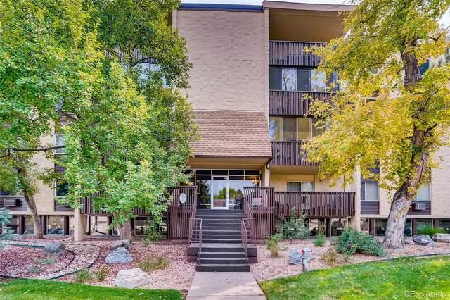 7020 E Girard Avenue #108, Denver, CO 80224 (#7094365) :: The Griffith Home Team