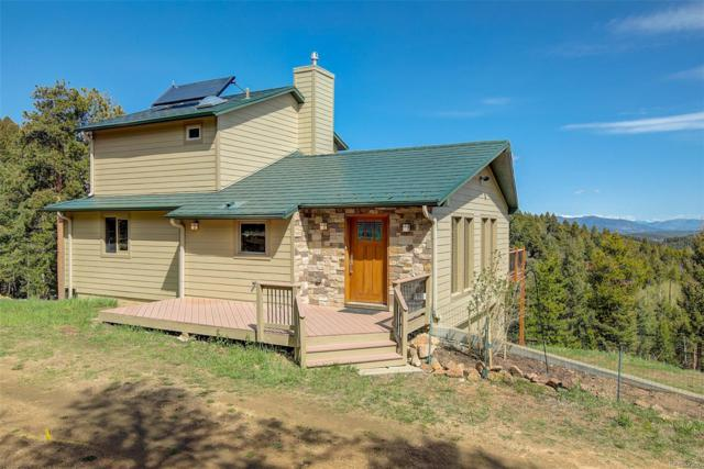 11991 Cochise Circle, Conifer, CO 80433 (#7094767) :: The Galo Garrido Group