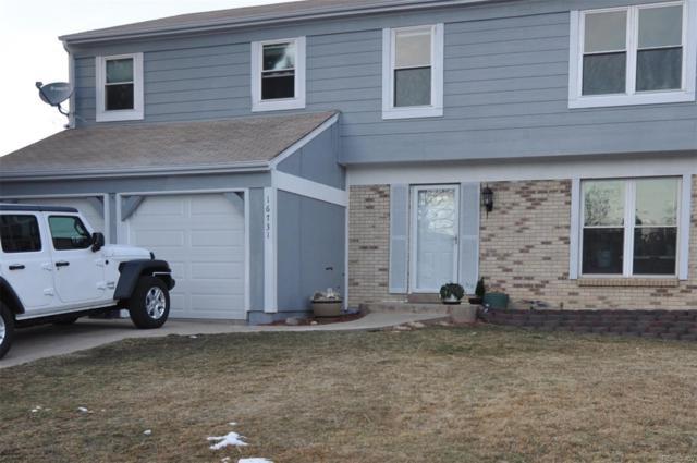 16731 E Harvard Avenue, Aurora, CO 80013 (MLS #7094785) :: 8z Real Estate