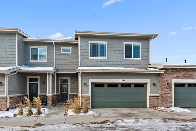 12265 Red Monterey Court, Parker, CO 80134 (#7094880) :: The DeGrood Team