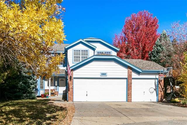 10857 Parker Vista Lane, Parker, CO 80138 (#7094957) :: The Harling Team @ HomeSmart