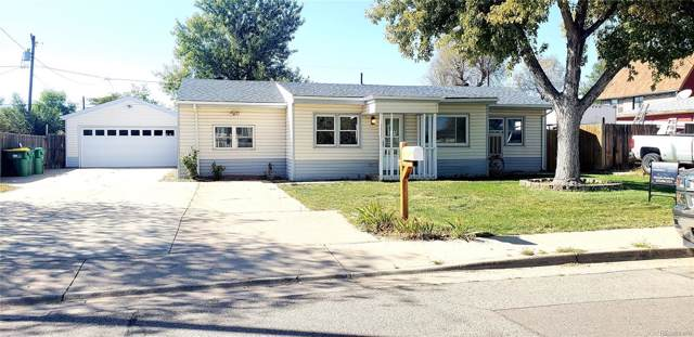 6451 Niagara Street, Commerce City, CO 80022 (MLS #7095010) :: 8z Real Estate