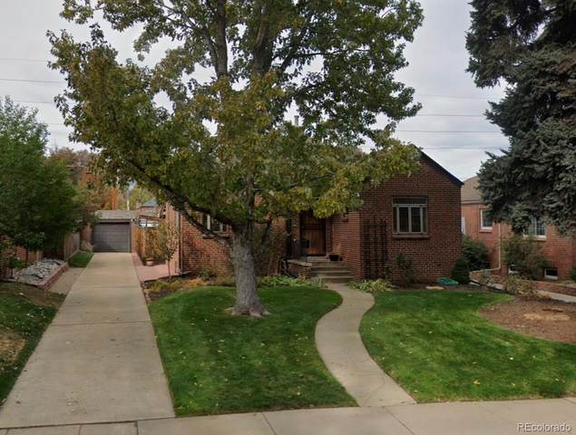 1455 Clermont Street, Denver, CO 80220 (MLS #7095159) :: Wheelhouse Realty