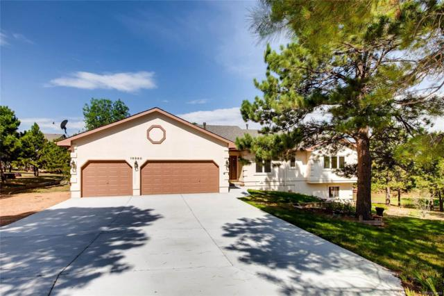 19960 Doewood Drive, Monument, CO 80132 (#7095522) :: The Peak Properties Group