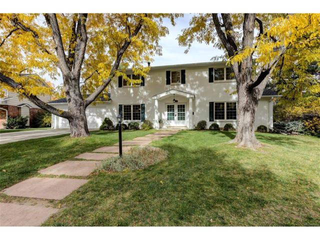 11883 W 27th Drive, Lakewood, CO 80215 (#7095550) :: ParkSide Realty & Management