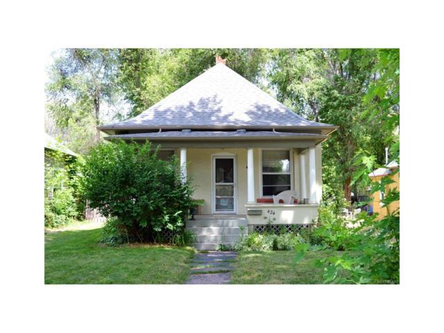 424 Baker Street, Longmont, CO 80501 (MLS #7095645) :: 8z Real Estate