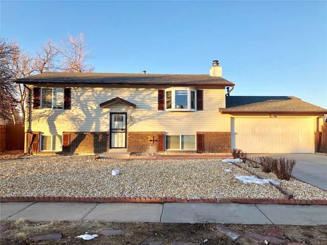 16551 E 11th Avenue, Aurora, CO 80011 (MLS #7095810) :: Colorado Real Estate : The Space Agency