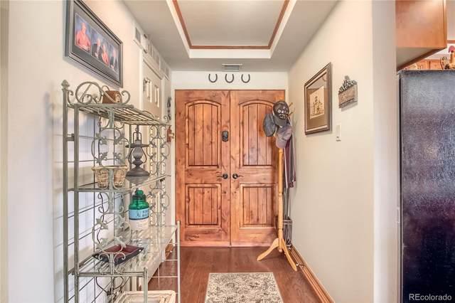 3131 E Alameda Avenue #704, Denver, CO 80209 (#7096204) :: Wisdom Real Estate