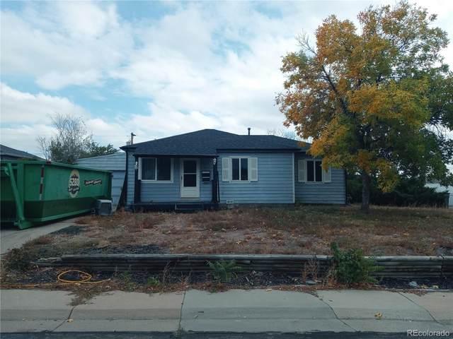 9370 Palo Verde Street, Thornton, CO 80229 (MLS #7096297) :: Find Colorado Real Estate