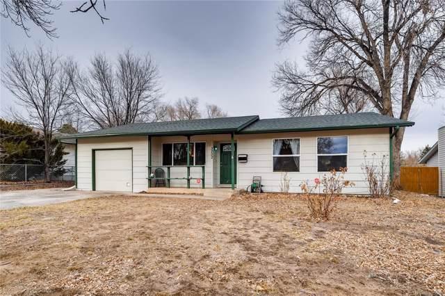 3202 Greenwood Circle, Colorado Springs, CO 80910 (MLS #7096351) :: Kittle Real Estate