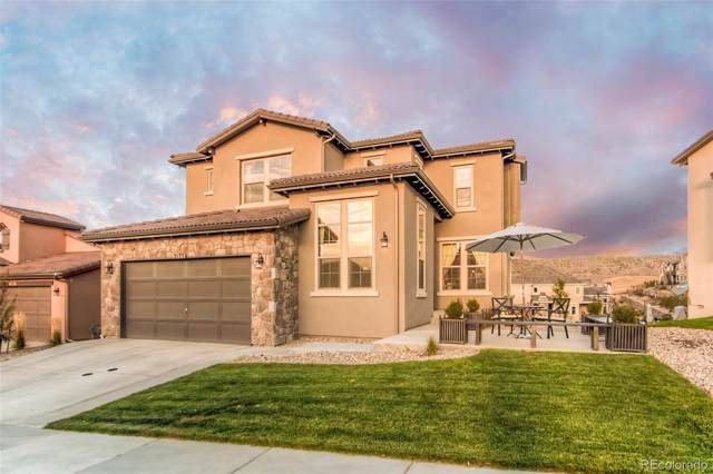2175 S Nile Street, Lakewood, CO 80228 (#7096404) :: The Griffith Home Team