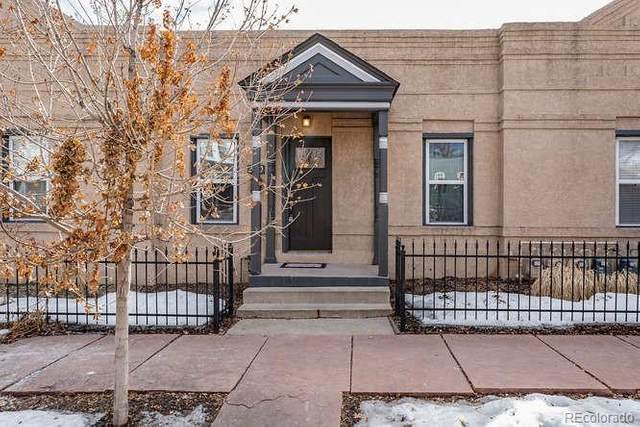 2490 W Argyle Place, Denver, CO 80211 (#7096416) :: The Gilbert Group