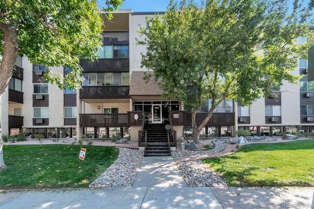 6930 E Girard Avenue #201, Denver, CO 80224 (#7096450) :: The Healey Group